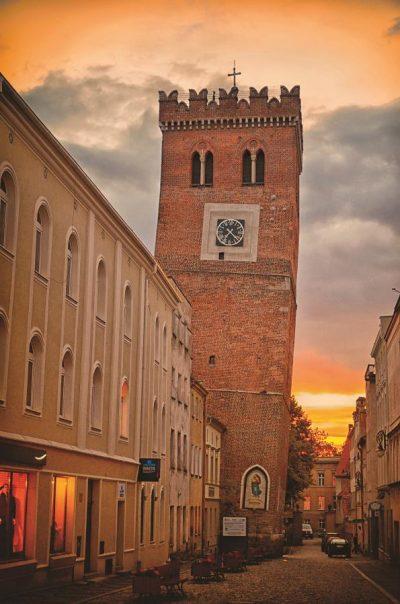 Ząbkowice Śląskie - Krzywa Wieża