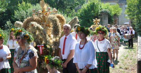 Dożynki Powiatowo-Gminne w Witostowicach 2019