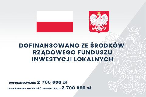 Przebudowa drogi do Wilamowic
