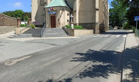 Przetarg na przebudowę drogi powiatowej w Bardzie i Bobolicach