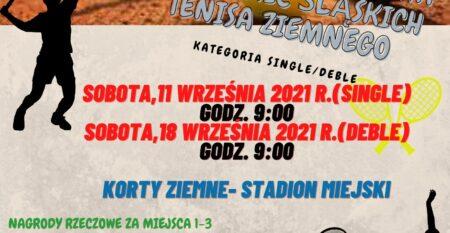 11.09-18.09 Otwarte Mistrzostwa Tenis Ziemny