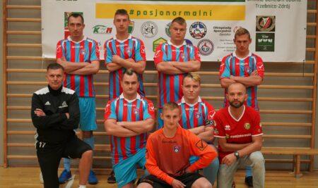 Zamek Opolnica – Mistrzem Polski Futsalu Bez Barier 2021